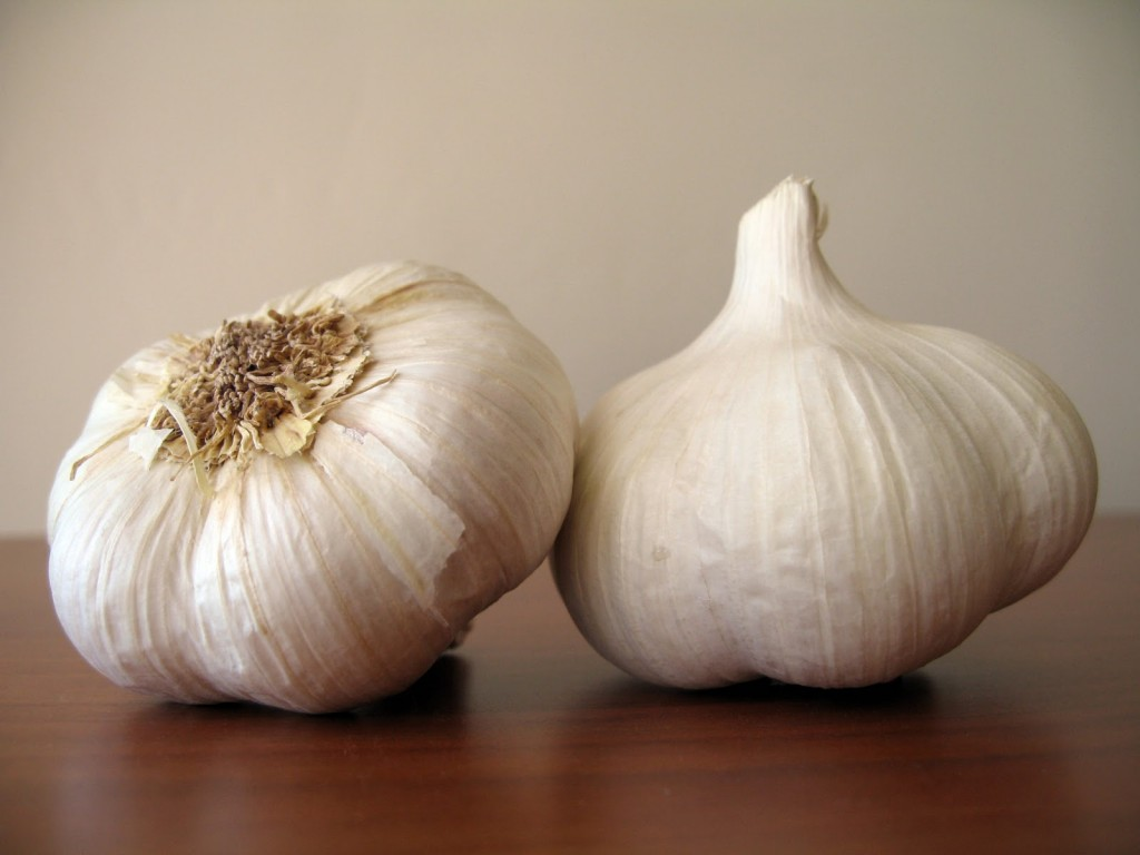 Garlic good for the heart