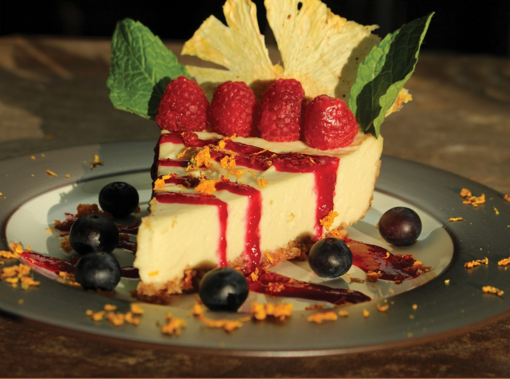 Caras Vegan Cheesecake